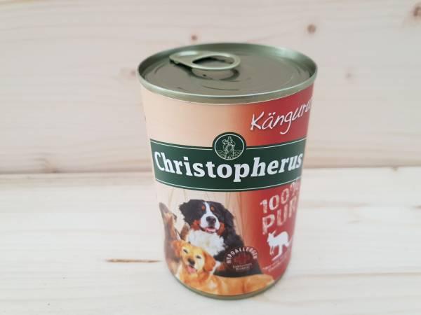 Christopherus Dose Känguru pur