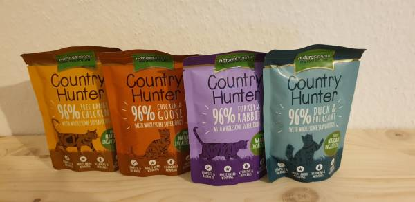 Natures Menu - Country Hunter Multipack