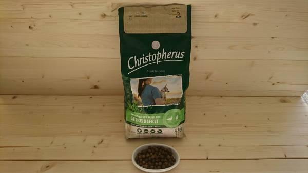 Christopherus Getreidefrei Mini Ente&Kartoffel