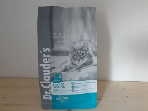 Dr. Clauder's - Cat High Premium Adult Grainfree