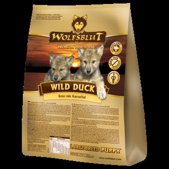 Wolfsblut Wild Duck PUPPY LARGE BREED 15 kg