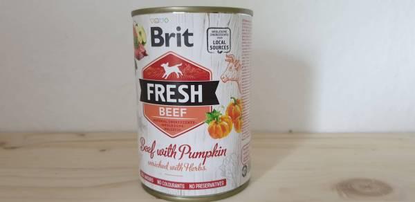 Brit Fresh - Beef with Pumpkin