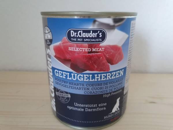 Dr. Clauder's - Prebiotics Geflügelherzen
