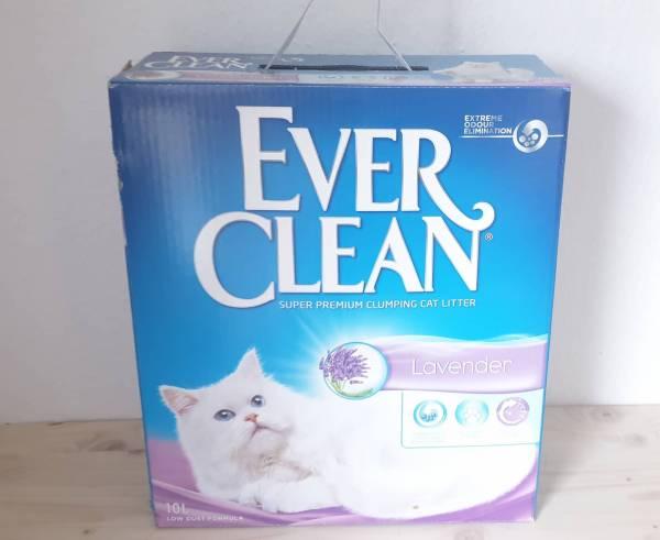 Katzenstreu - Ever Clean - Lavender