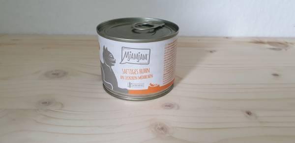 MjAMjAM - leckere Mahlzeit mit saftigem Hühnchenfleisch