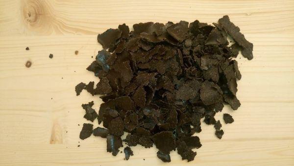 Schwarzkümmelkuchen Chips