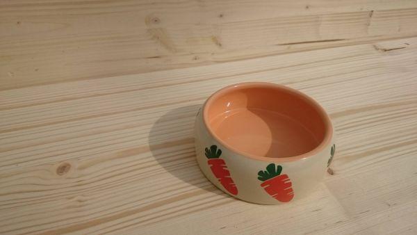 Keramik Napf (Karotte)