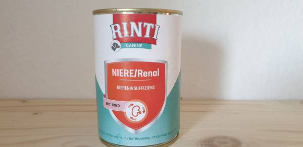 Rinti - Dose Canine Niere/Renal Rind