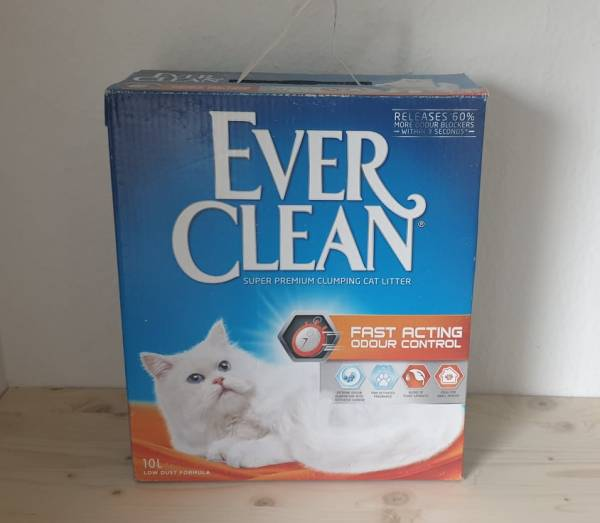 Katzenstreu - Ever Clean - Fast Acting Odour Control