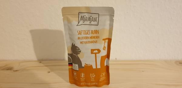 MjAMjAM - Quetschie - saftiges Huhn an leckeren Möhrchen