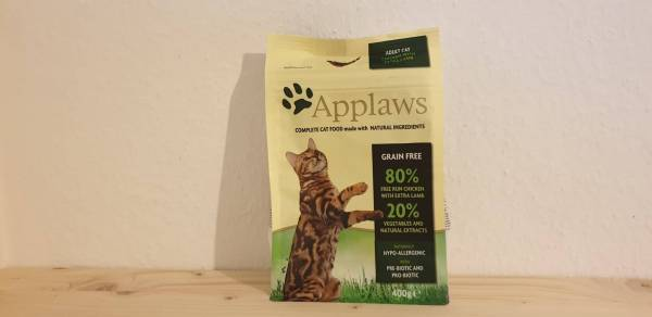 Applaws - Cat Trockenfutter Hühnchen mit Lamm
