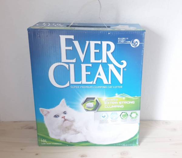Katzenstreu - Ever Clean - Extra Strong Clumping cented