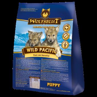 Wolfsblut Wild Pacific PUPPY 15kg