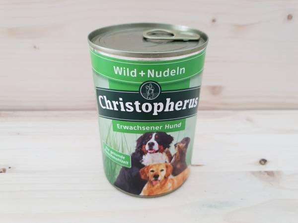 Christopherus - Dose Wild & Nudeln