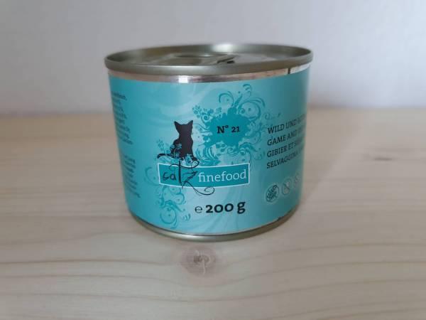 Catz finefood - No. 21 Wild und Rotbarsch