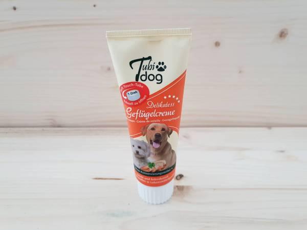 Tubi Dog Delikatess - Geflügelcreme