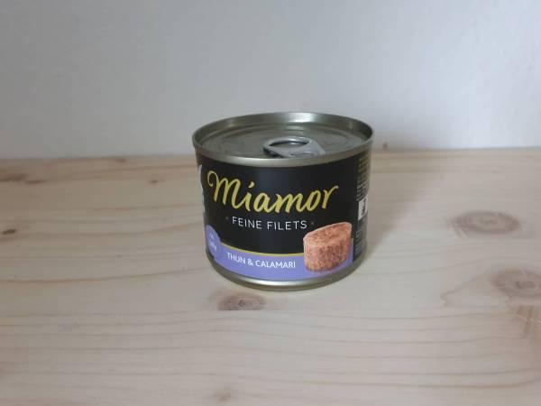 Miamor Feine Filets Thunfisch & Calamari