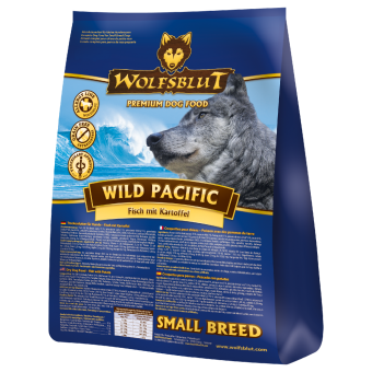 Wolfsblut Wild Pacific SMALL BREED 15kg