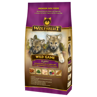 Wolfsblut Wild Game PUPPY 15 kg