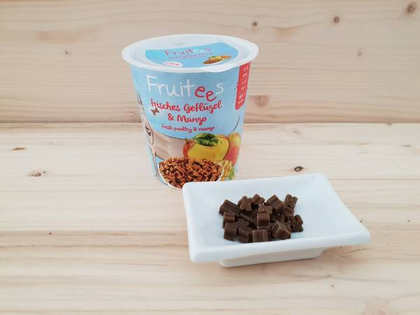 Bosch - Snack Fruitees Mango