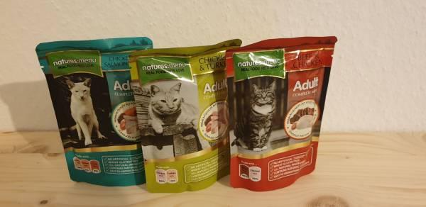 Natures Menu - Katzen Multipack