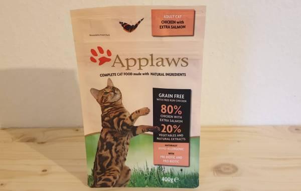 Applaws - Cat Trockenfutter Hühnchen & Lachs