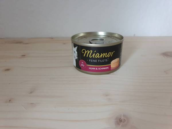Miamor Feine Filets Huhn & Schinken