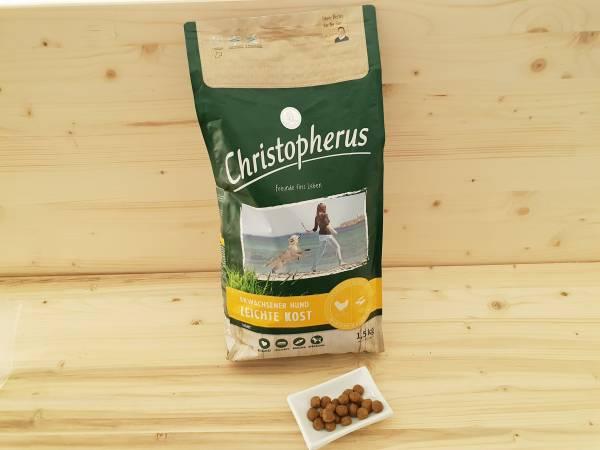 Christopherus - Schonkost Lamm + Reis