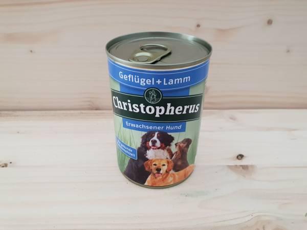 Christopherus Dose Geflügel & Lamm
