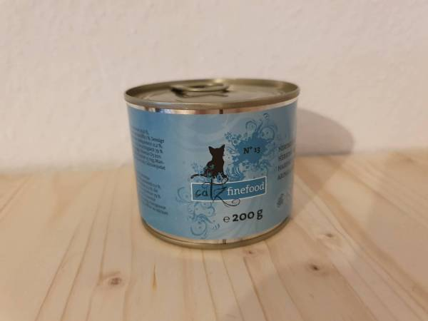 Catz finefood - No.13 Hering & Krabben