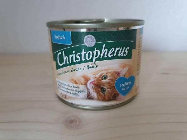 Christopherus - Cat Dose Adult Seefisch