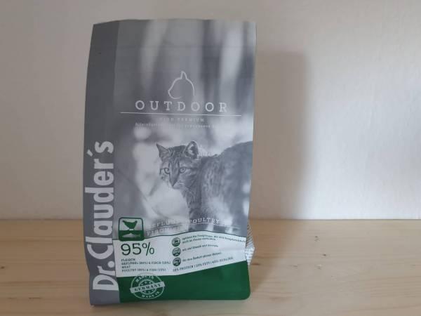 Dr. Clauder's - Cat High Premium Outdoor