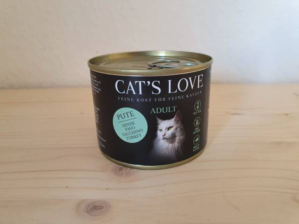 Cats Love - Adult Pute Pur