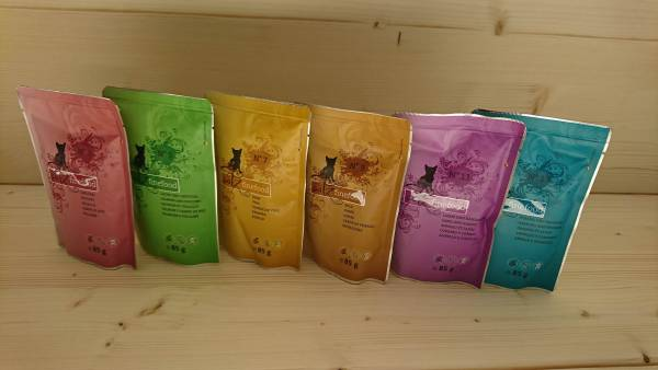 Catz finefood Multipack Pouches No.1