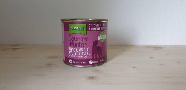 Natures Menu - Country Hunter Dog Dose 80% Wilder Hirsch