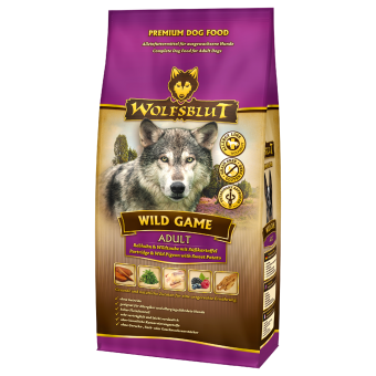 Wolfsblut Wild Game ADULT 15 kg