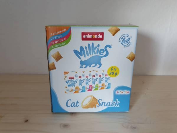Animonda - Snack Milkies Multipack