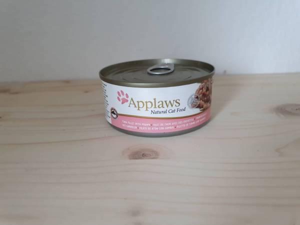 Applaws - Thunfischfilet & Garnelen