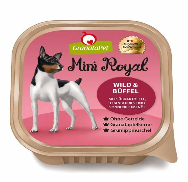 GranataPet - Mini Royal Wild & Büffel