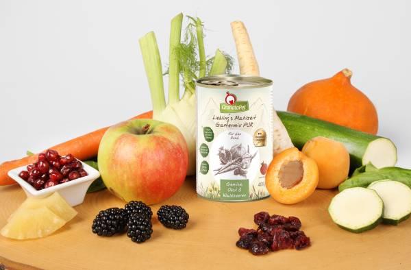 GranataPet - Liebling´s Mahlzeit - Gartenmix Pur
