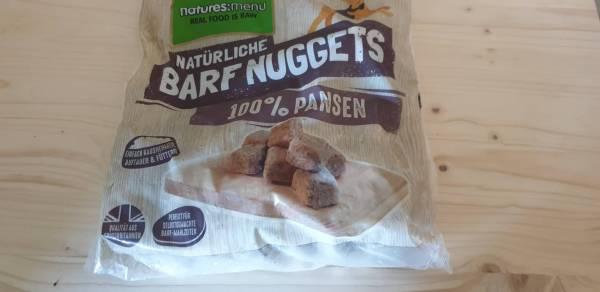 Natures Menu - Barf Nuggets Pansen 100%