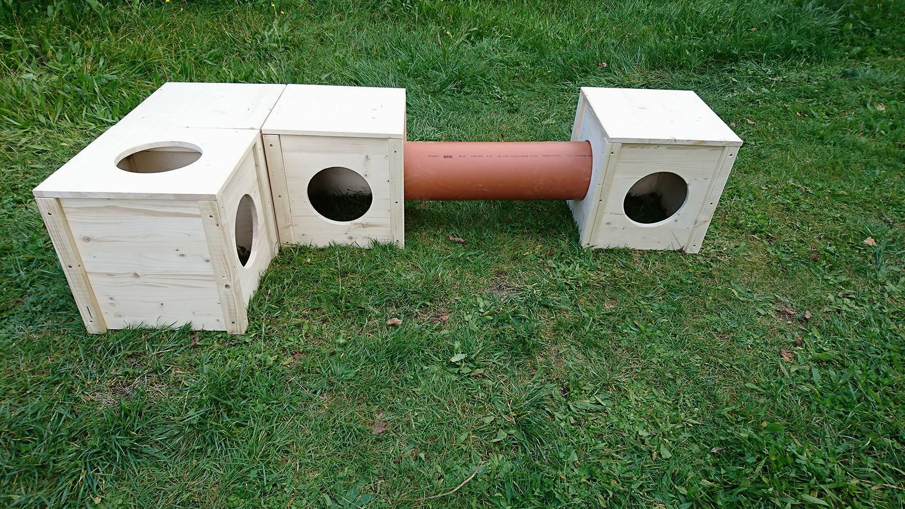 bunny cubes h user kaninchen tierbedarf f r gross. Black Bedroom Furniture Sets. Home Design Ideas