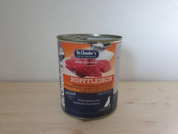 Dr. Clauder's - Dog Dose Selected Meat Kopffleisch