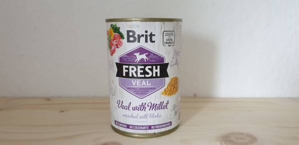 Brit Fresh - Veal with Millet