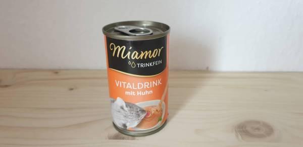 Miamor Trinkfein Vitaldrink mit Huhn