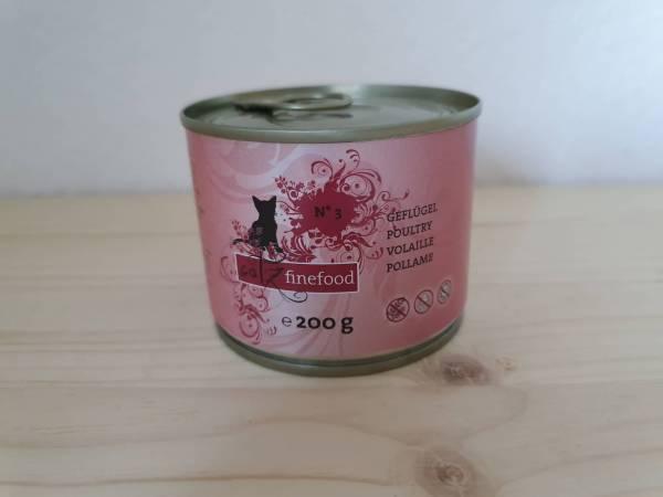 Catz finefood - No.3 Geflügel