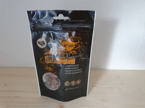 Catz finefood - Purrrrly N° 107 - Lammherzen