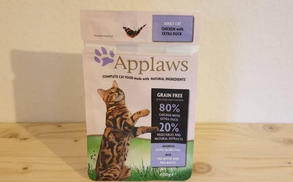 Applaws - Cat Trockenfutter Hühnchen mit Ente