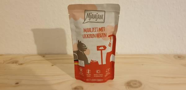 MjAMjAM - Quetschie - Mahlzeit mit leckeren Herzen